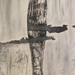 """Ausstellung """"AbRiss – UmRiss – Explosion"""""""