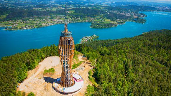 Kärntens neuer Besuchermagnet. Foto: Rudi Schneeberger
