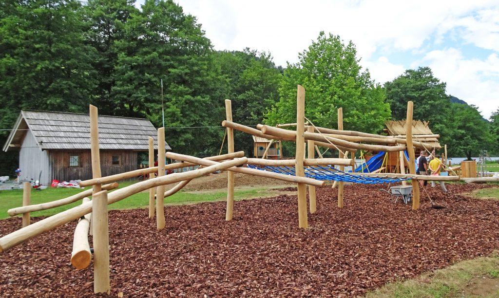 Natur-Erlebnis-Spielplatz Rauschelesee, Foto: kk
