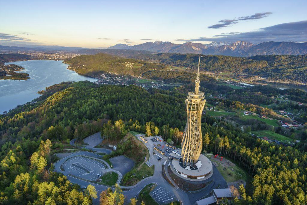 Razgledni stolp na Jedvovci©Gert-Steinthaler