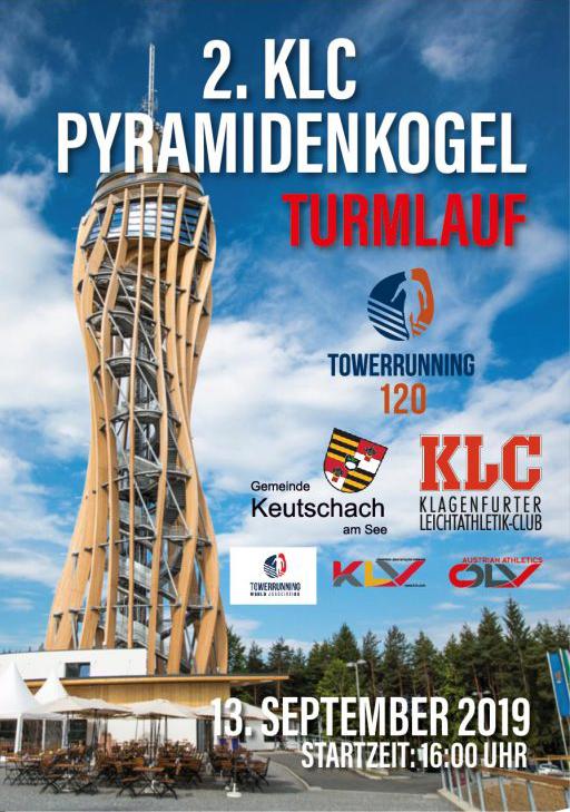 Pyramidenkogel Turmlauf 2019